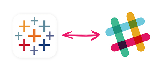 Tableau and Slack